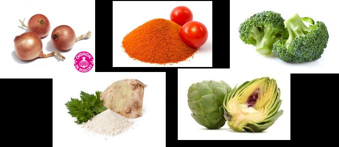 Découvrez nos poudres de légumes Origine Bretagne